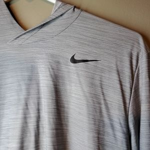 Nike Dri Fit Long Sleeve Pullover